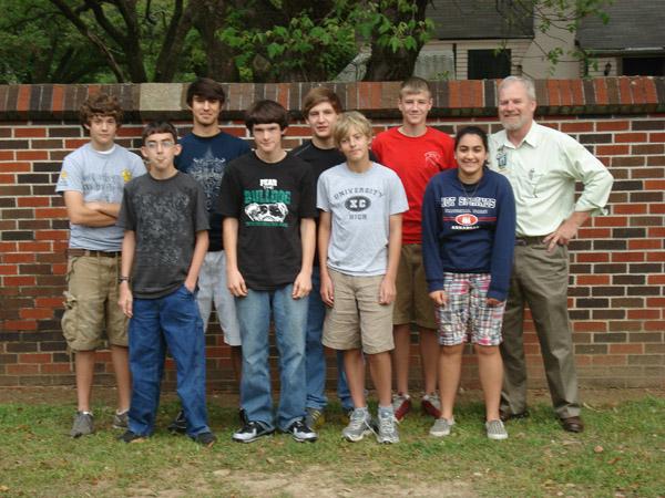 Dell Winston School Solar Car Challenge Baton Rouge