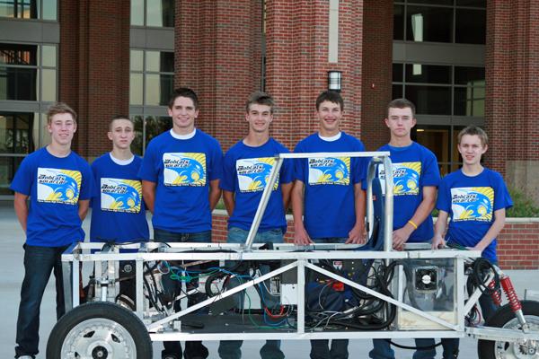 Solar Car Challenge Bobcats Solar Racing Team