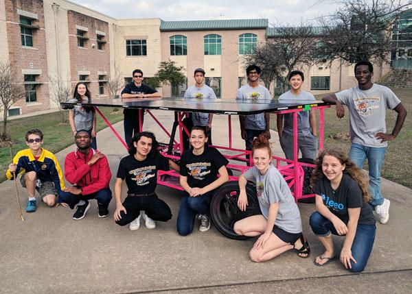 Solar Car Challenge Stony Point High School Solar Car Team